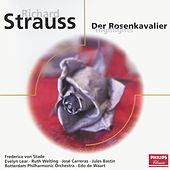 Richard Strauss: Der Rosenkavalier (Highlights) by Frederica Von Stade