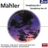 Mahler: Symphonies Nos.2 & 10 de Royal Concertgebouw Orchestra
