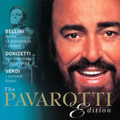 The Pavarotti Edition, Vol.2: Bellini, Donizetti, Verdi von Luciano Pavarotti