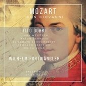 Don Giovanni - Wolfgang Amadeus Mozart von Wilhelm Furtwängler