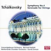 Tchaikovsky: Symphony No. 4; Serenade for Strings von Bernard Haitink