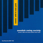 Runnin' Wild in New York (Live (Remastered 2021)) de Swedish Swing Society