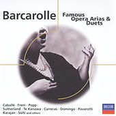 Barcarolle - Famous Opera Arias & Duets by Various Artists