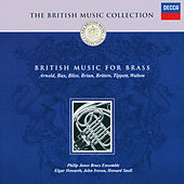 British Music for Brass by The Philip Jones Brass Ensemble