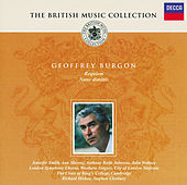 Burgon: Requiem; Nunc dimittis von Choir of King's College, Cambridge