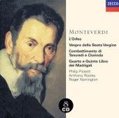 Monteverdi: 1610 Vespers/Madrigals/Orfeo de New London Consort