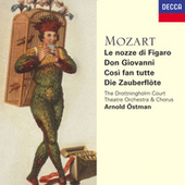 Mozart: Great Operas by Arnold Östman