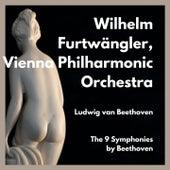 The 9 Symphonies by Beethoven von Wilhelm Furtwängler