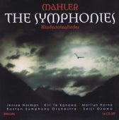 Mahler: The Symphonies/Kindertotenlieder (14 CDs) by Boston Symphony Orchestra