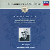 Walton: Façade; Viola Concerto; Variations on a Theme by Hindemith by Various Artists