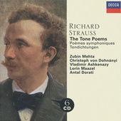 Strauss, Richard: The Tone Poems de Various Artists