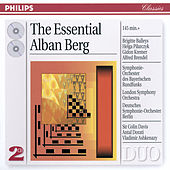 The Essential Alban Berg by Various Artists