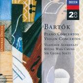 Bartók: Piano Concertos; Violin Concertos von Vladimir Ashkenazy