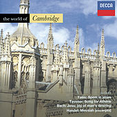 Various: The World of Cambridge by Choir of King's College, Cambridge