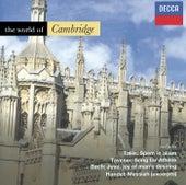 Various: The World of Cambridge von Choir of King's College, Cambridge
