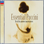 The Essential Puccini von Various Artists