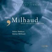 Milhaud-Le pauvre matelot-Les malheurs d'Orphée de Darius Milhaud