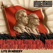 Live in Moscow de Lindemann