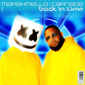 Back In Time by Marshmello