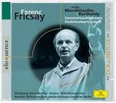 Elodokumente:Fricsay: Mendelssohn: Sommernachtstraum, Violinkonzert von Wolfgang Schneiderhan