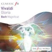 Vivaldi: Gloria;  Bach: Magnificat by Barbara Bonney