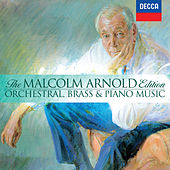 The Malcolm Arnold Edition, Vol.3 - Orchestral, Brass & Piano Music von Royal Philharmonic Orchestra
