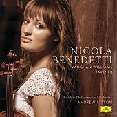 Vaughan-Williams and Tavener by Nicola Benedetti