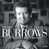 Stuart Burrows Edition - The Complete Decca Recitals von Stuart Burrows