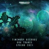 Timewarp Records Goa Trance Spring 2021 (Goa Trance Dj Mix) de Dr. Spook