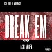 Break Em (Remix) von Boston George (B-3)