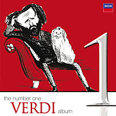 The No.1 Verdi Album by Various Artists