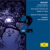 Mozart: Divertimenti von Berliner Philharmoniker