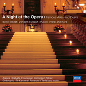 An Evening at the Opera: Famous Arias And Duets by Agnes Baltsa