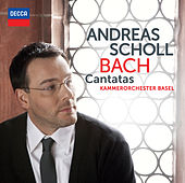 Andreas Scholl - Bach Cantatas by Andreas Scholl