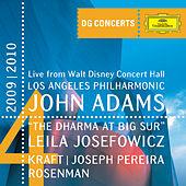 Adams: The Dharma at Big Sur / Kraft: Timpani Concerto No.1 / Rosenman: Suite from Rebel Without a Cause by Leila Josefowicz