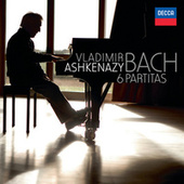 Bach, J.S.: The Six Partitas von Vladimir Ashkenazy
