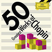 50 Greatest Works of Chopin de Various Artists