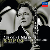 Voices of Bach de Albrecht Mayer