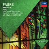 Fauré: Requiem; Pavane by Sylvia McNair