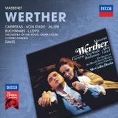 Massenet: Werther by Frederica Von Stade