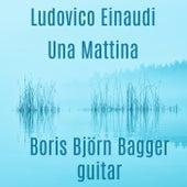 Ludovico Einaudi: Una Mattina (Arr. For Guitar) fra Boris Björn Bagger