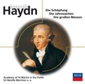 Joseph Haydn: Die großen Oratorien & Messen [Eloquence] de Various Artists