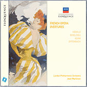 French Opera Overtures by London Philharmonic Orchestra