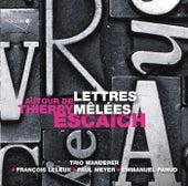 Lettres Mêlées von Vincent Coq
