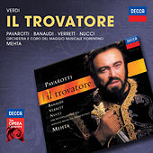 Verdi: Il Trovatore de Various Artists