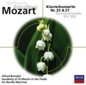 Mozart: Klavierkonzert Nr.25 & 27 + Konzertrondo KV382 (Eloquence) by Alfred Brendel