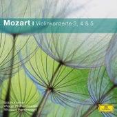 Mozart Violinkonzerte 3, 4 & 5 von Gidon Kremer