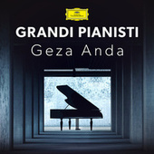 Grandi Pianisti  Geza Anda fra Géza Anda