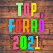 Top Forró 2021 fra Various Artists