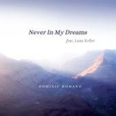 Never in My Dreams (feat. Luna Keller) de Dominic Romano